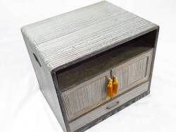 三味線用 桐製箱型見台