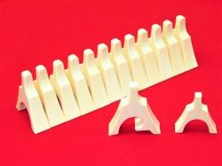 中古 お琴用 象牙琴柱